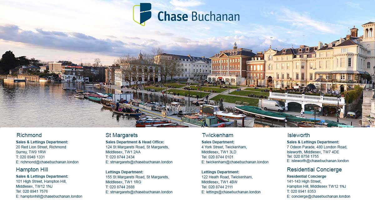 Chase Buchanan Estate Letting Agents In St Margarets