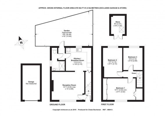 Floorplans For Murray Road, Ham, Richmond