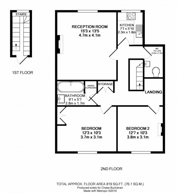Floorplans For Lancaster Park, Richmond