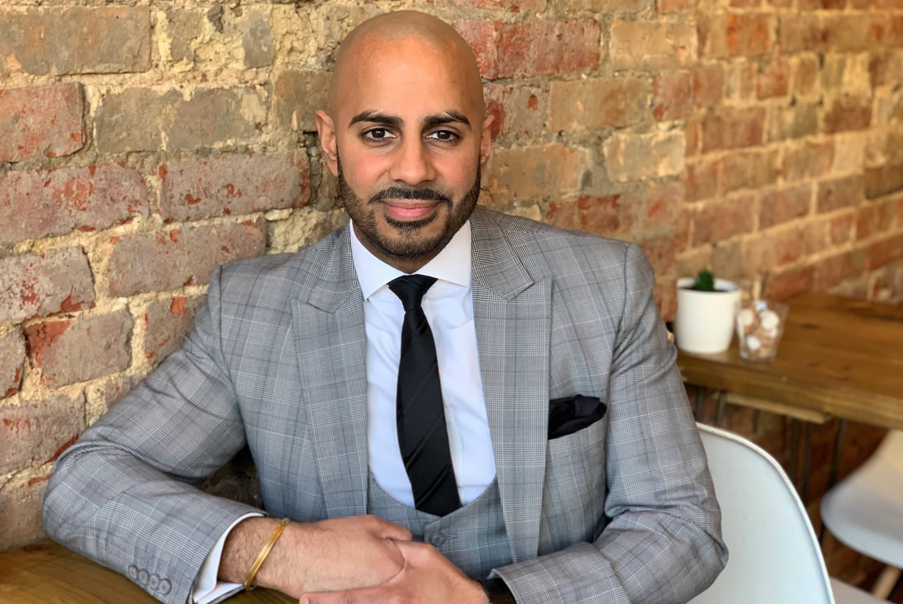 Ricky Bajwa - Sales Manager